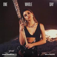 "Wiz Khalifa Helps Out TikTok Star Dixie D'Amelio On ""One Whole Day"""