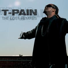 """T-Pain Digs Into The Vault For """"The Lost Remixes"""""""