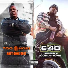 "E-40 & Too Short Connect On New Song Ahead Of ""Verzuz"""
