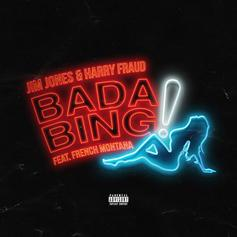 "Jim Jones & Harry Fraud Link Up With French Montana On ""Bada Bing"""