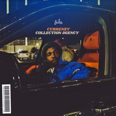"""Curren$y Shares His First Project Of 2021, """"Collection Agency"""" Ft. Larry June, Harry Fraud, & More"""