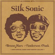 "Bruno Mars & Anderson .Paak Offer A Taste On ""Silk Sonic Intro"""