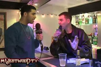 """Drake """"Interview With Tim Westwood"""" Video"""