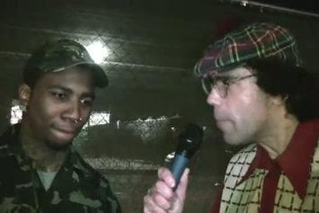 """Lil B """"Interview with Nardwuar"""" Video"""