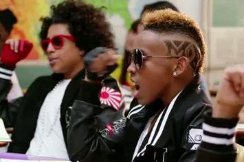"""Mindless Behavior Feat. Diggy Simmons """"Mrs. Right"""" Video"""