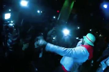 """Schoolboy Q """"Who's Next? (Live At S.O.B.'s NYC)"""" Video"""