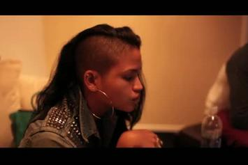 "Cassie """"Rockabyebaby"" Mixtape Trailer"" Video"