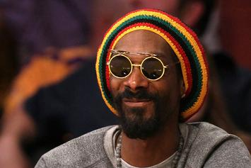 "Snoop Lion Joins Tony Bennett's ""Voices Against Violence"" Campaign"