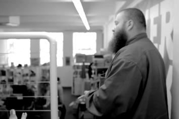 """Action Bronson """"Discusses Love Of New Balance Shoes"""" Video"""