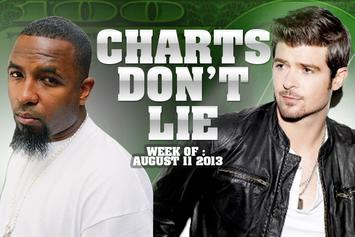 Charts Don't Lie: August 11
