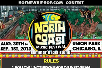 North Coast Music Festival Ticket Giveaway