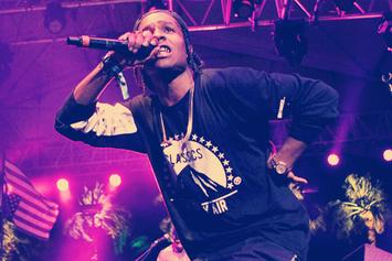 """A$AP Rocky """"Made In America Festival Performance"""" Video"""