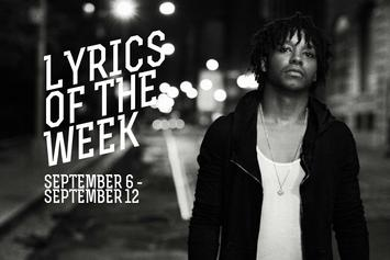 Lyrics Of The Week: September 6-12