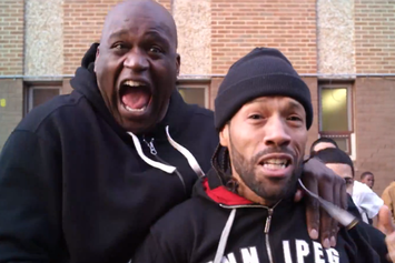 Redman & Shaquille O'Neal Star In Reebok Commercial