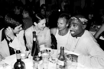 25 Random Photos Of Rappers With Other Celebrities