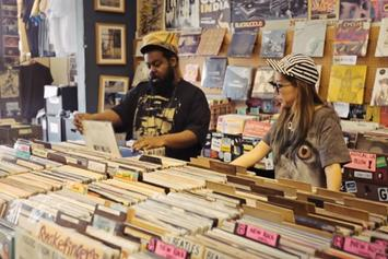 Ras G  & TOKiMONSTA Go Crate Digging In Los Angeles