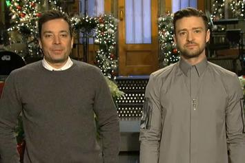 Justin Timberlake & Jimmy Fallon Appear In SNL Promo