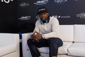 "50 Cent Shares Details On Upcoming Project ""Animal Ambition"""