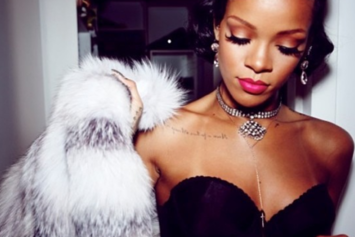Rihanna Covers Vogue Magazine [Update: High-Quality Photos Added]