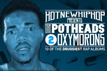 From Potheads To Oxymorons: 10 Of The Druggiest Rap Albums