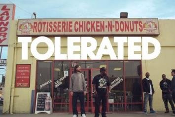 "Freeway Feat. Girl Talk & Waka Flocka ""Tolerated"" Video"