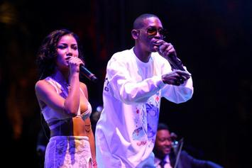 Jhene Aiko Brings Out Kurupt At Coachella
