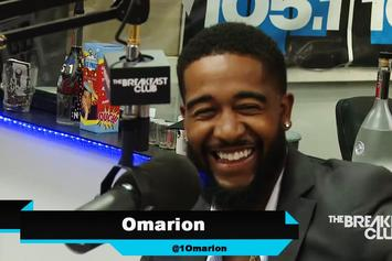Omarion On The Breakfast Club