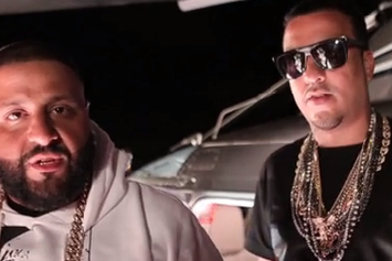 "DJ Khaled Feat. Rick Ross, Meek Mill & French Montana ""They Don't Love You No More"" BTS Video"