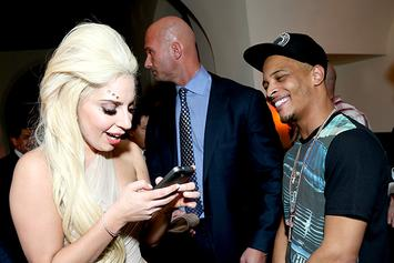 """T.I. Taps Lady Gaga For """"New National Anthem"""""""