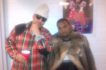 French Montana Previews Collaboration With Kanye West