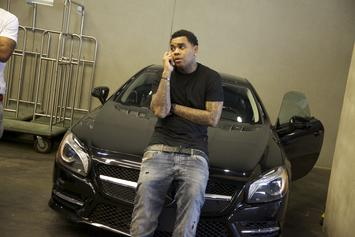 "Tracklist, Cover Art & Release Date For Kevin Gates' ""Luca Brasi 2"""