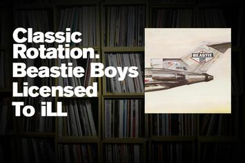 "Classic Rotation: Beastie Boys' ""Licensed to Ill"""