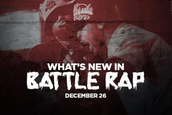 What's New In Battle Rap (December 26)
