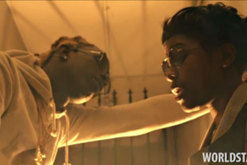 "DeJ Loaf Feat. Young Thug & Birdman ""Blood"" Video"