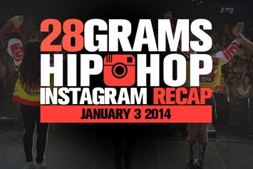 28 Grams: Hip-Hop Instagram Recap (Jan. 3)