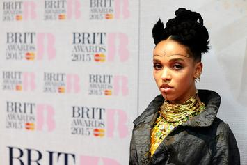 FKA Twigs May Have To Change Her Name... Again