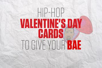 Hip-Hop Valentine's Day Cards To Give Your Bae