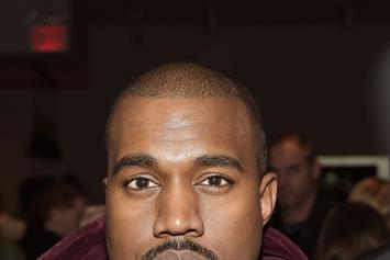 """Kanye West Debuted """"All Day"""" Live At The 2015 Brit Awards"""
