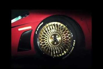 "Chevy Woods ""Gold Chainz Gold Daytons"" Video"