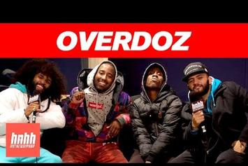"""Overdoz Reveal They Have Production From Pharrell & Organized Noize On """"2008"""""""