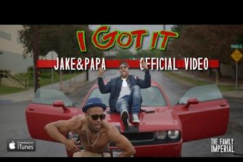 "Jake&Papa ""I Got It"" Video"