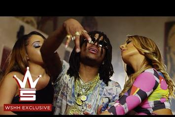 "Mally Mall Feat. Migos & Rayven Justice ""2 Piece"" Video"