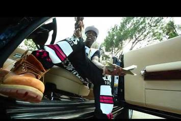 "Soulja Boy ""Hurricane"" Video"