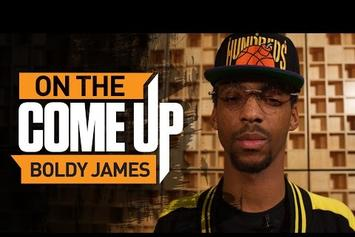 On The Come Up: Boldy James