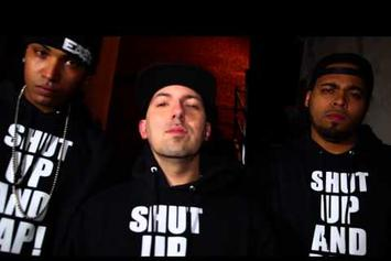 "Termanology Feat. Chris Rivers & H Blanco ""The War Begins"" Video"