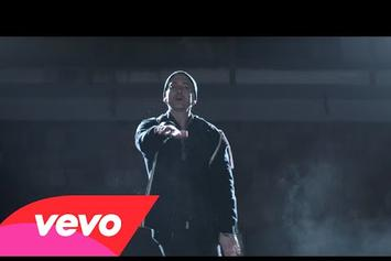 """Eminem Feat. Sia """"Guts Over Fear"""" Video"""