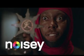 "Dizzee Rascal ""Pagans"" Video"