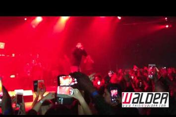 T.I. Brings Out Drake & P Reign In Toronto