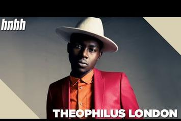 """Theophilus London Talks """"Vibes,"""" Working With Kanye West"""