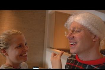 Macklemore Dresses As A Grandma, Goes Trick Or Treating